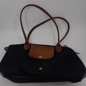 Longchamp Small Black Bag